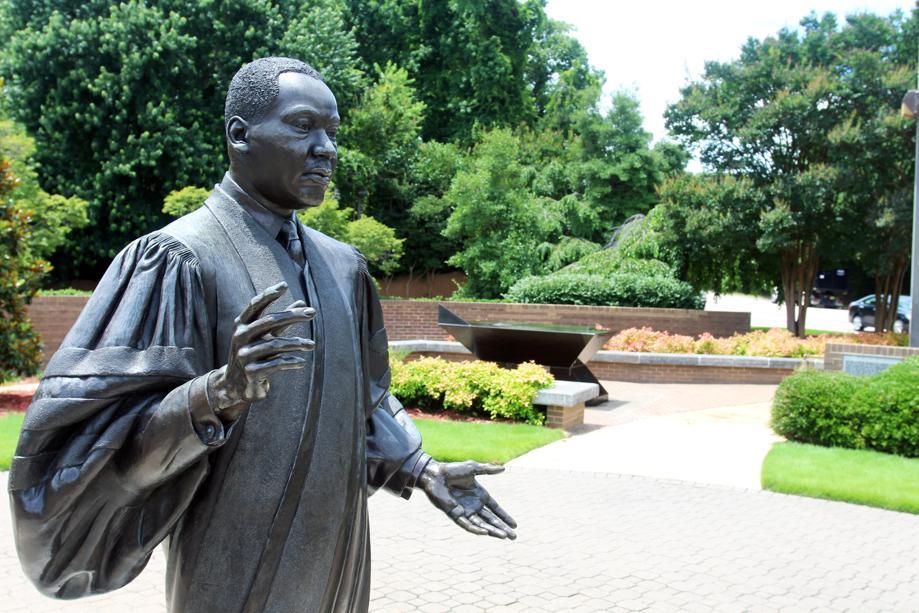 Raleigh Martin Luther King Memorial Garden