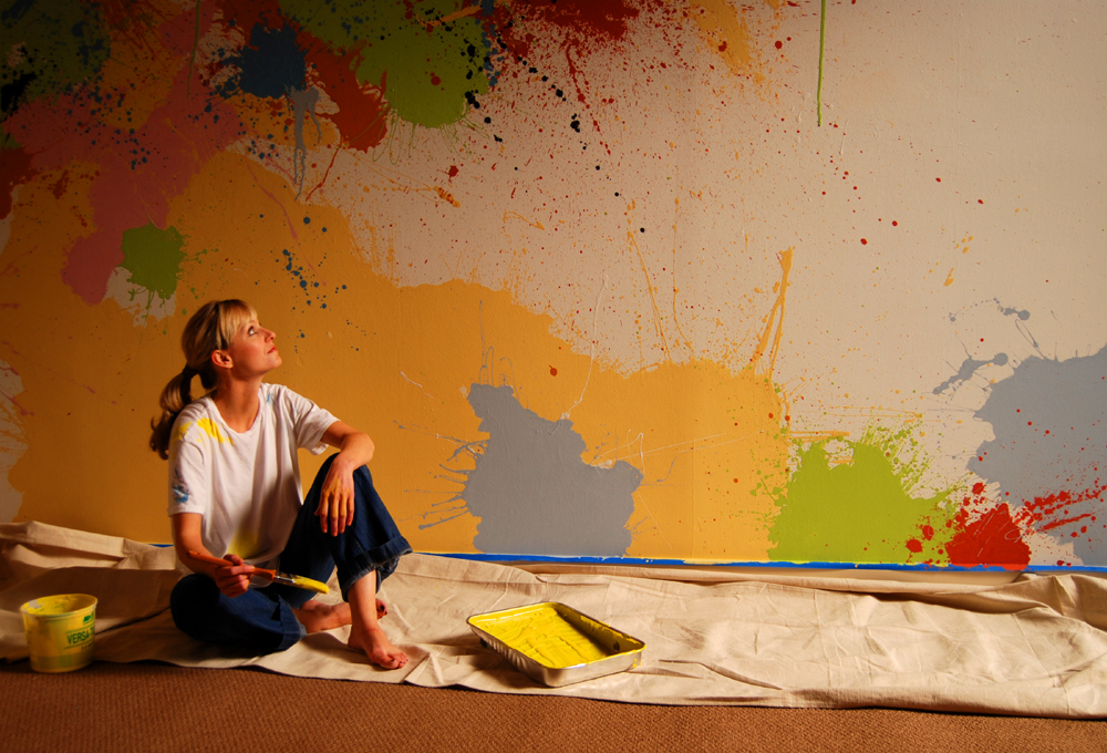 Metro Brokers Woman with Painted Wall.jpg