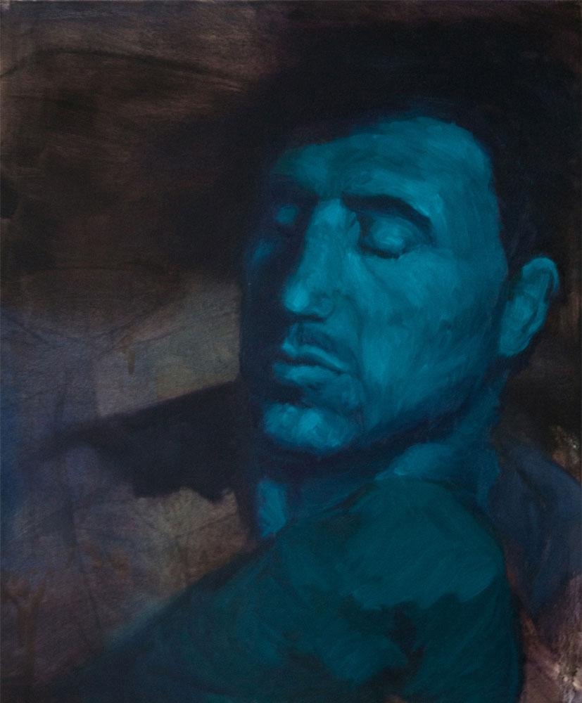 Blue Head Study 2