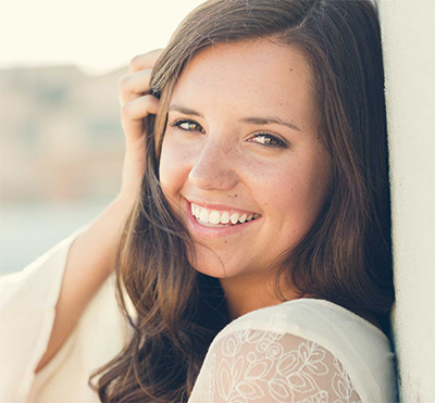 Photographer in Ventura County Working at Portrait Photo Shoot