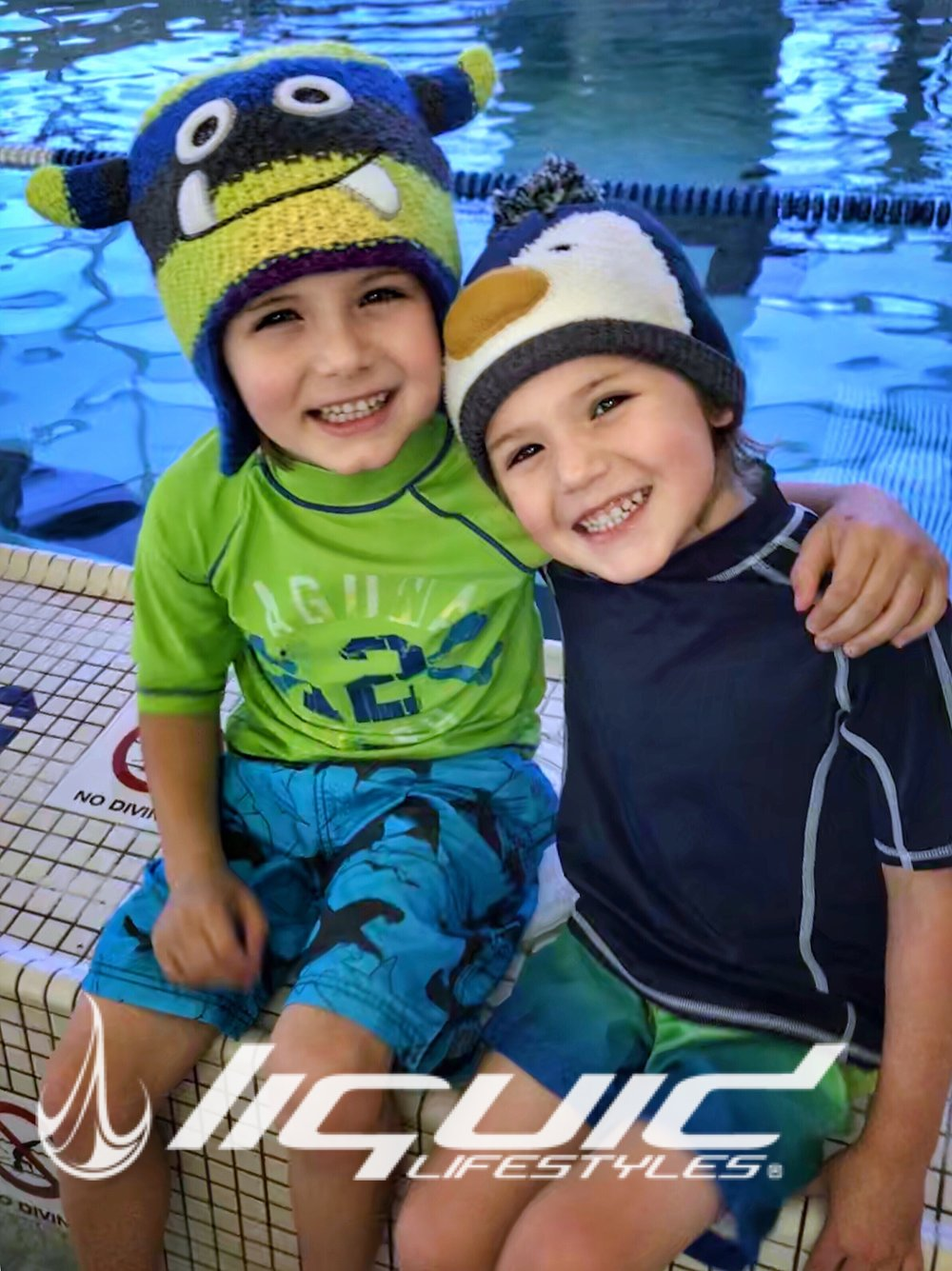 KEEP YOUR MONSTERS AND PENGUINS HEALTH AND WARM DURING WINTER SWIM LESSONS WITH THESE EASY TIPS