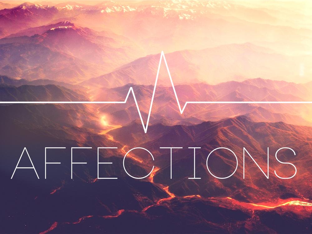 AFFECTIONS    OCT 11 - OCT 18