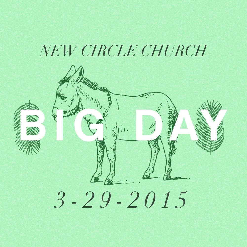 BIG DAY 2   MAR 29