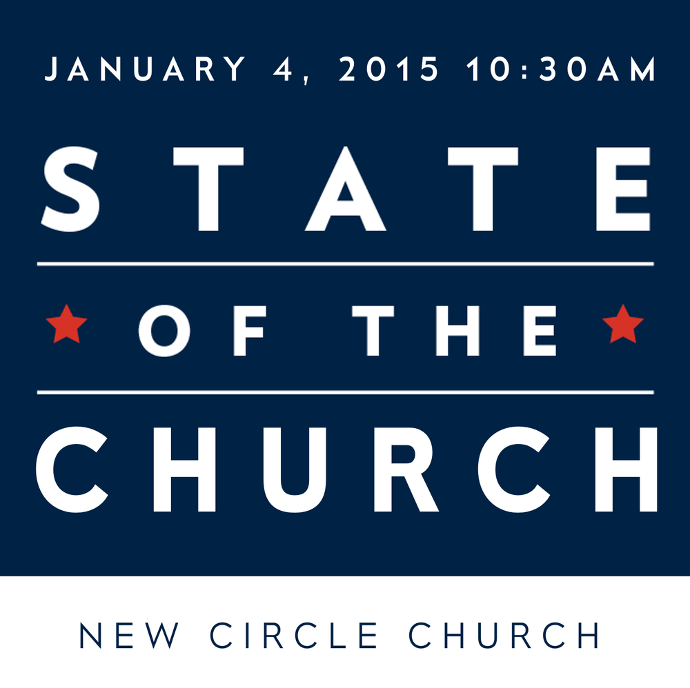 STATE OF THE CHURCH JAN 4