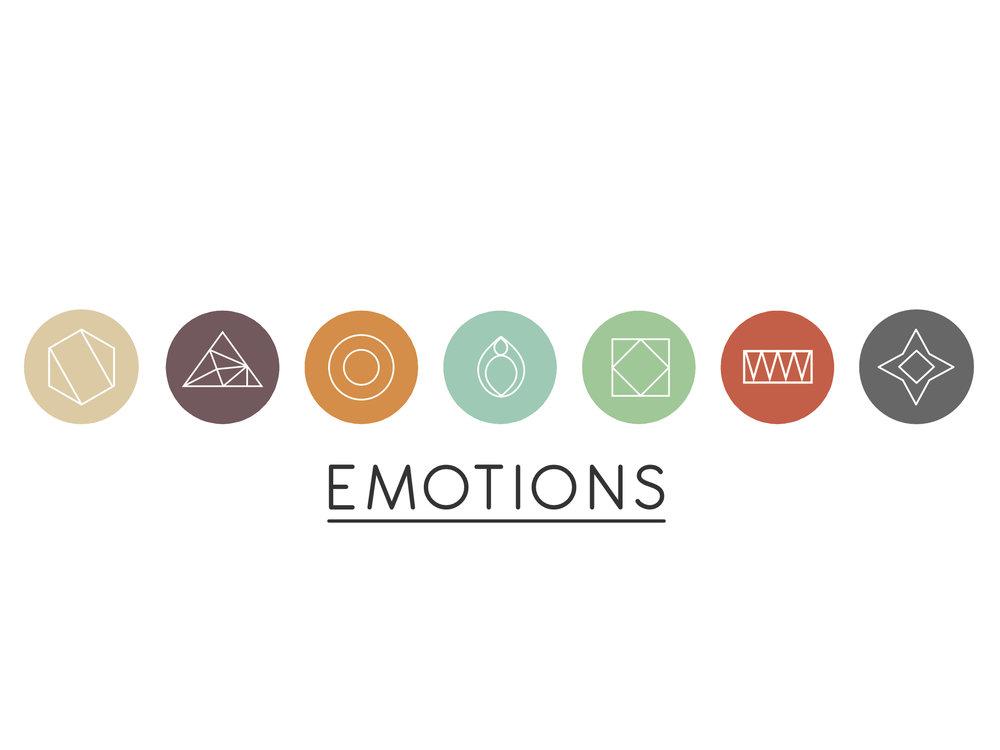 EMOTIONS   NOV 6 - DEC 18