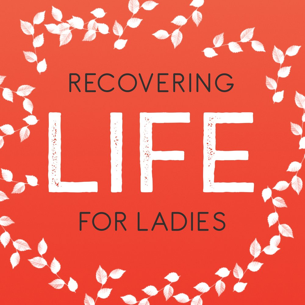 Recovering LIFE for Ladies   Recovering LIFE for Ladies is a Christ-centered recovery program using biblical principles to help wounded women probe their past, change their present and prepare for an abundant future, free of addiction..     CLICK HERE FOR DETAILED ITEM DONATION LIST
