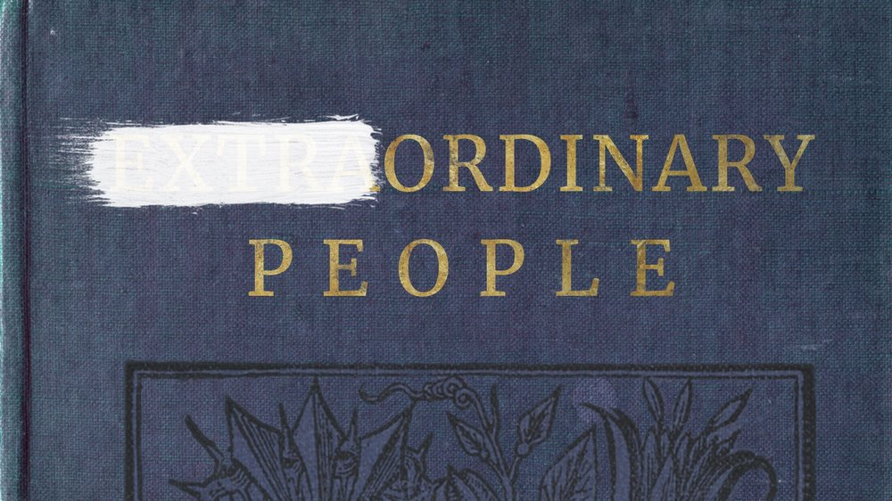 ORDINARY PEOPLE   SEP 24 - OCT 29