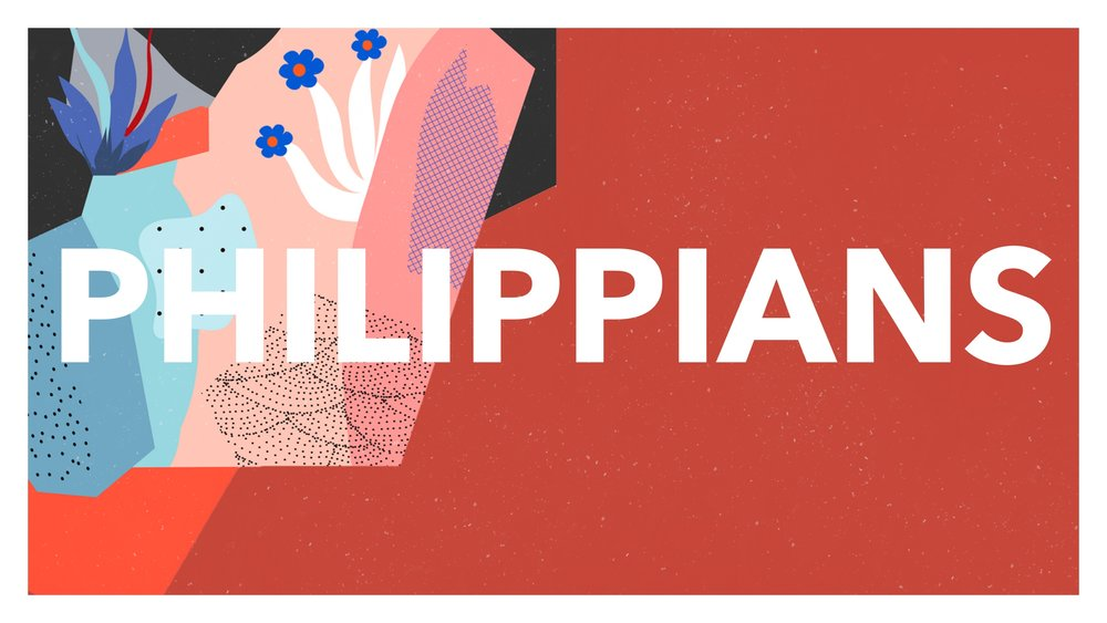 PHILIPPIANS   APR - MAY 2018