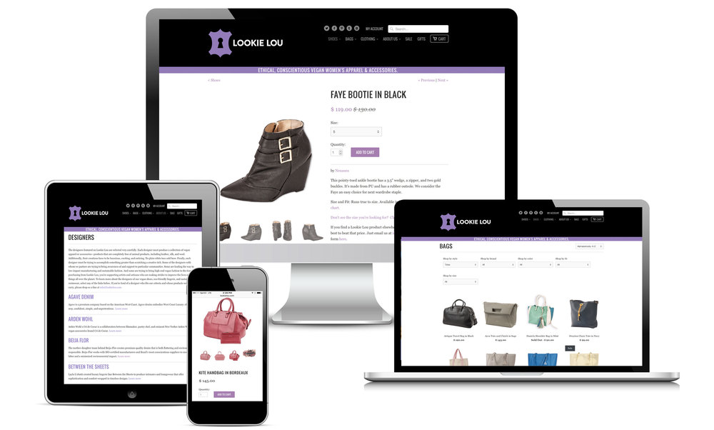 websites for fashion