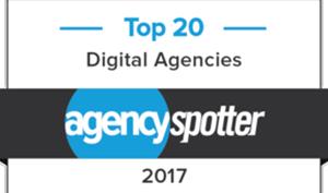 Agency Spotter TOP 20 Digital Agencies