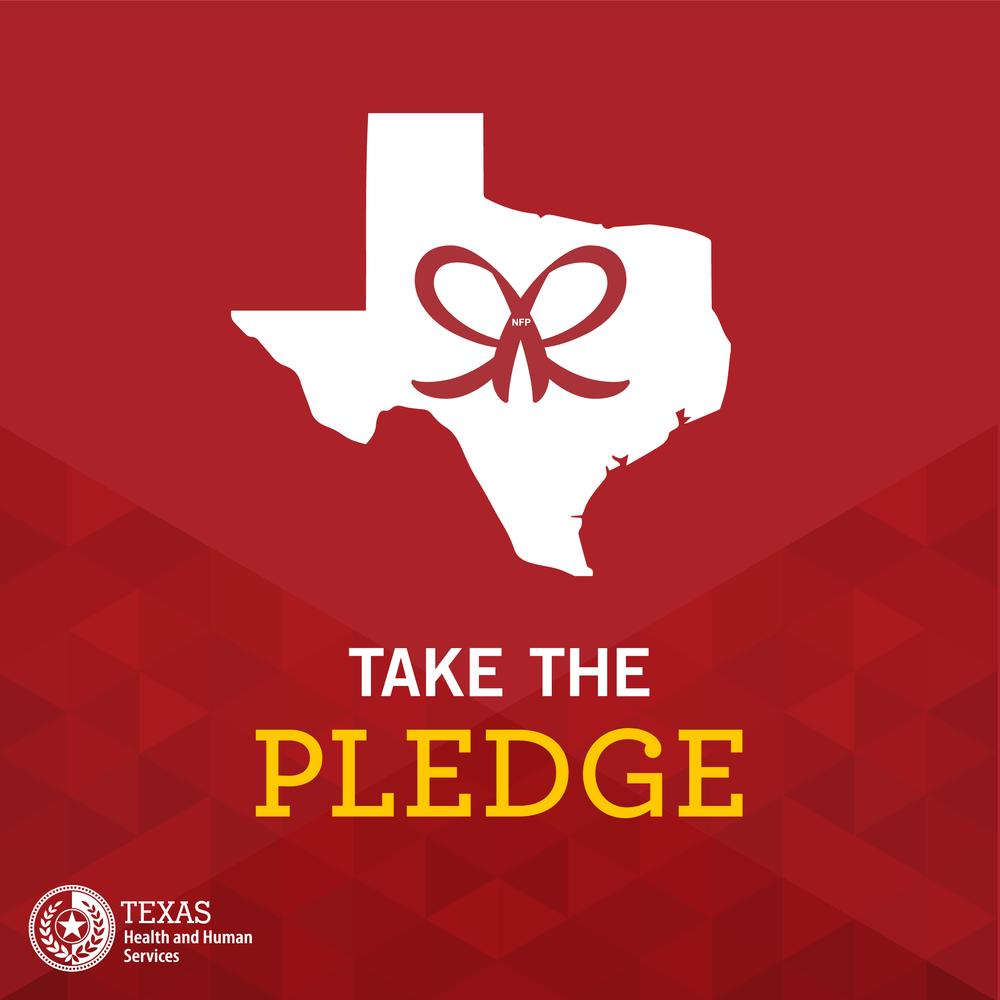 Take the Pledge Post