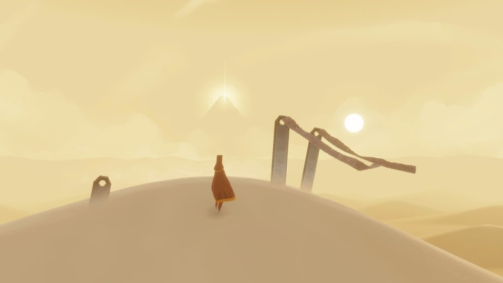 Image Courtesy of Sony Computer Entertainment America | thatgamecompany