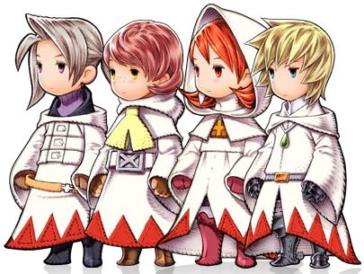 White Mage Final Fantasy III