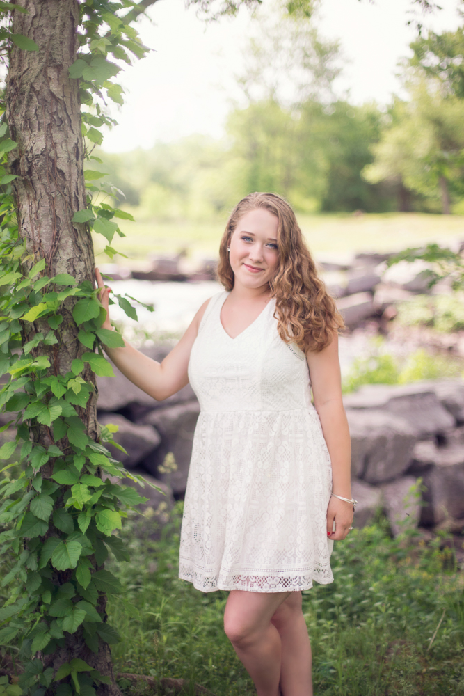 Senior portait photography