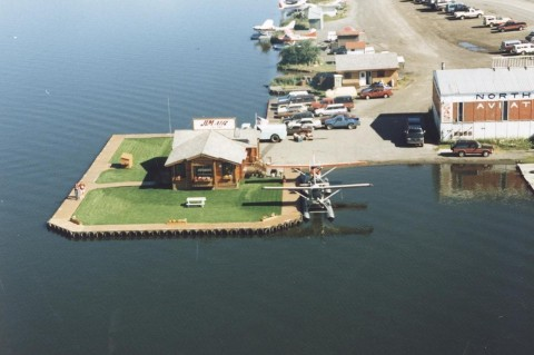 Alaska Airmen Association Headquarters - Lake Hood, Alaska