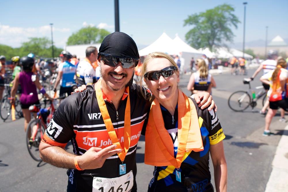 Daniel Blasini & Mary Rhinehart