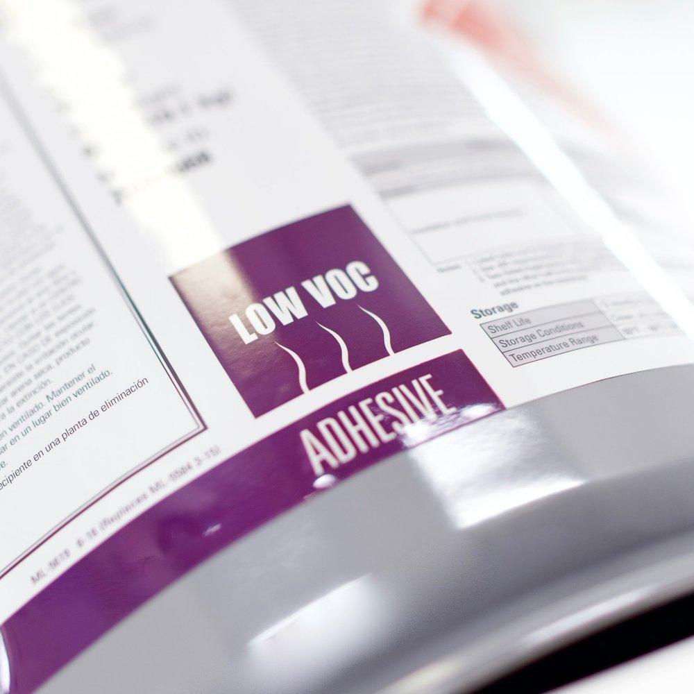 JM LVOC Membrane Adhesive (TPO &EPDM) 3
