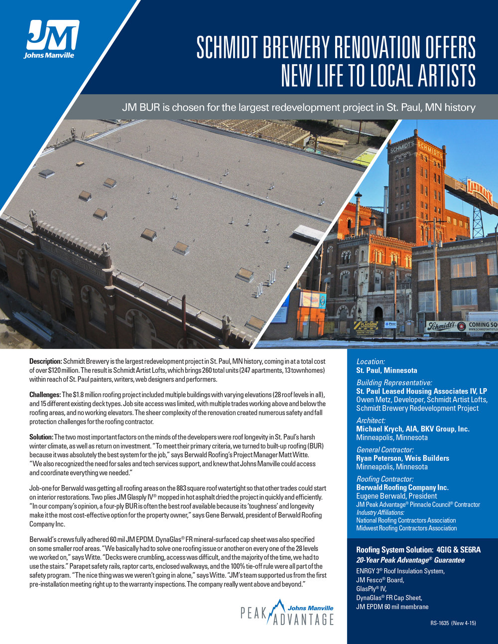 Commercial Roofing News