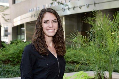 Carly Rocco, LEED GA