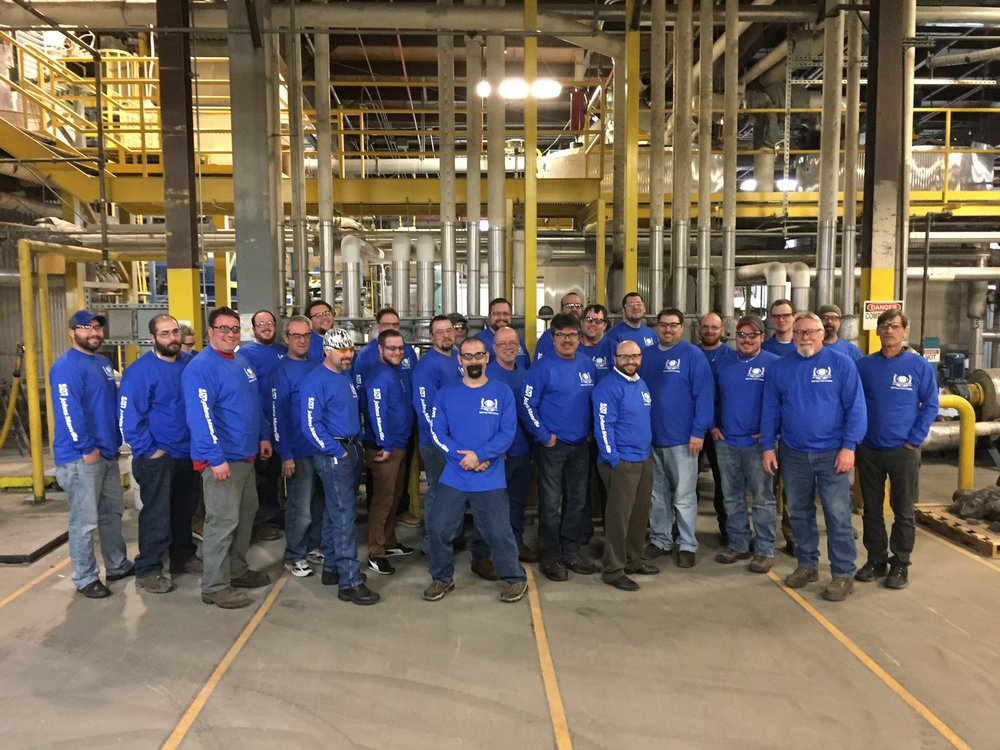 The Plattsburgh plant won the Super Bowl of Safety
