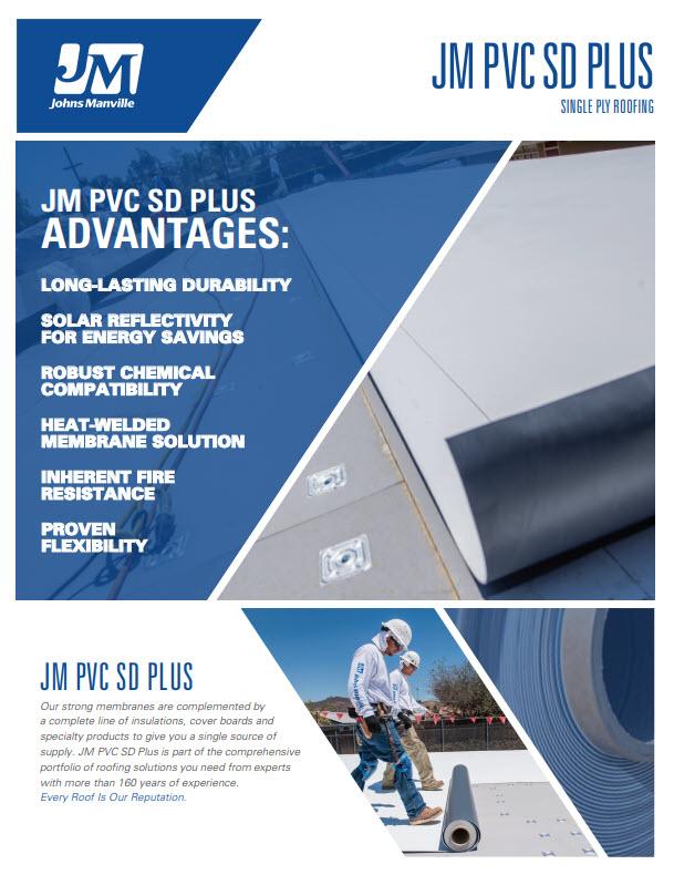 JM PVC SD Plus Advantage
