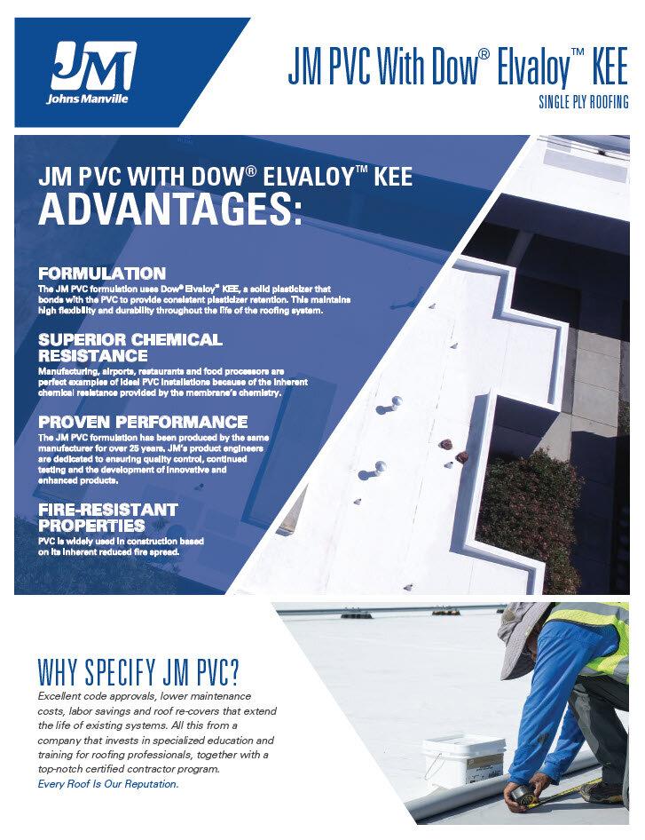 JM PVC with KEE Advantage