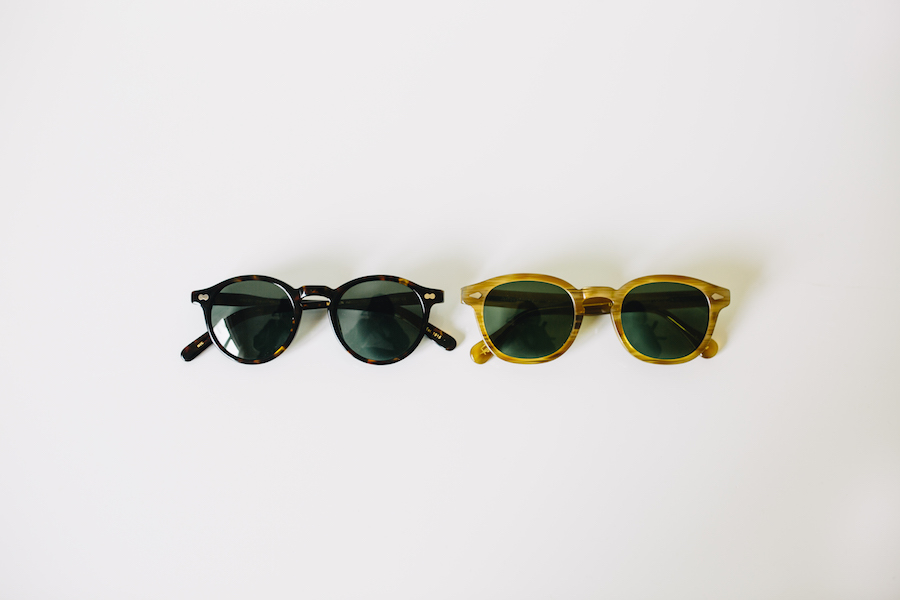 Look East: Moscot frames