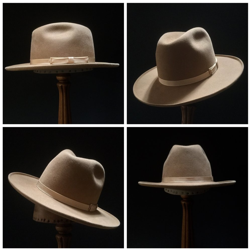 Fedora Short Crease 7