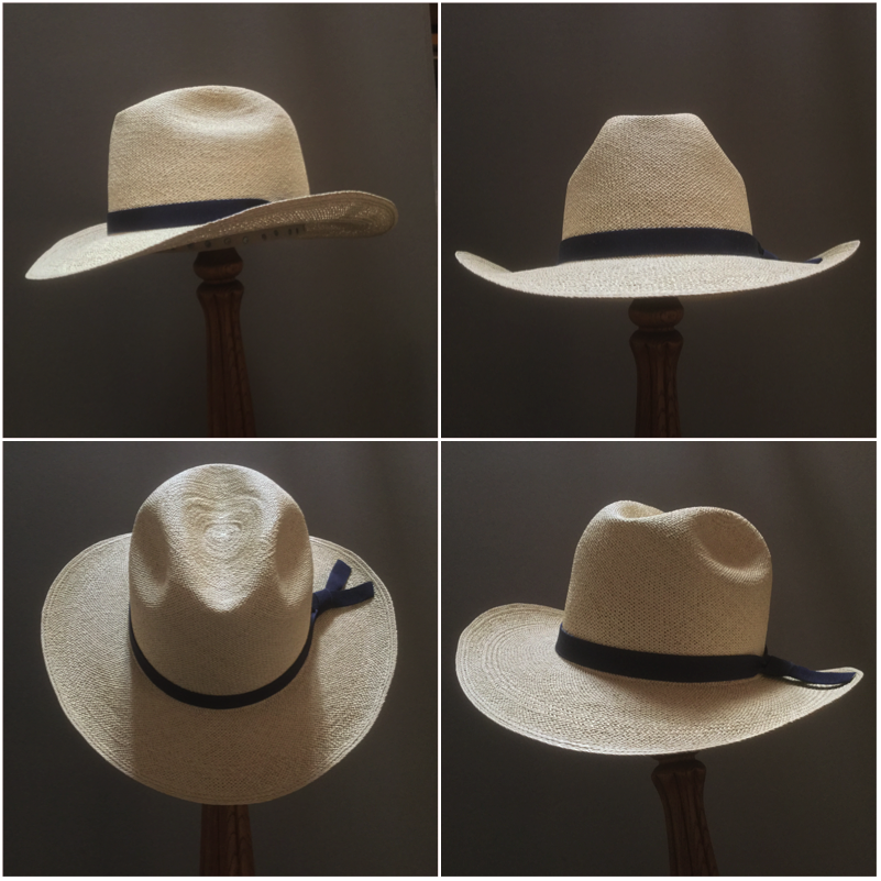 Fedora Short Crease 3
