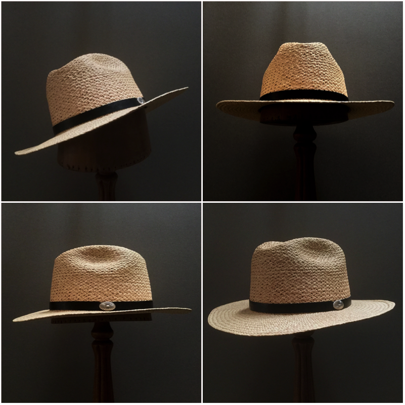Fedora Short Crease 2