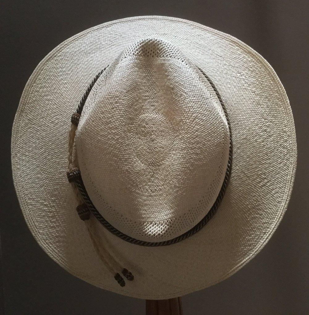 Fedora 197 — Óptimo Hatworks | Custom Hats | Beaver Rabbit
