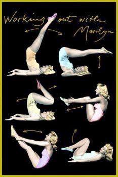 Marilyn did it...