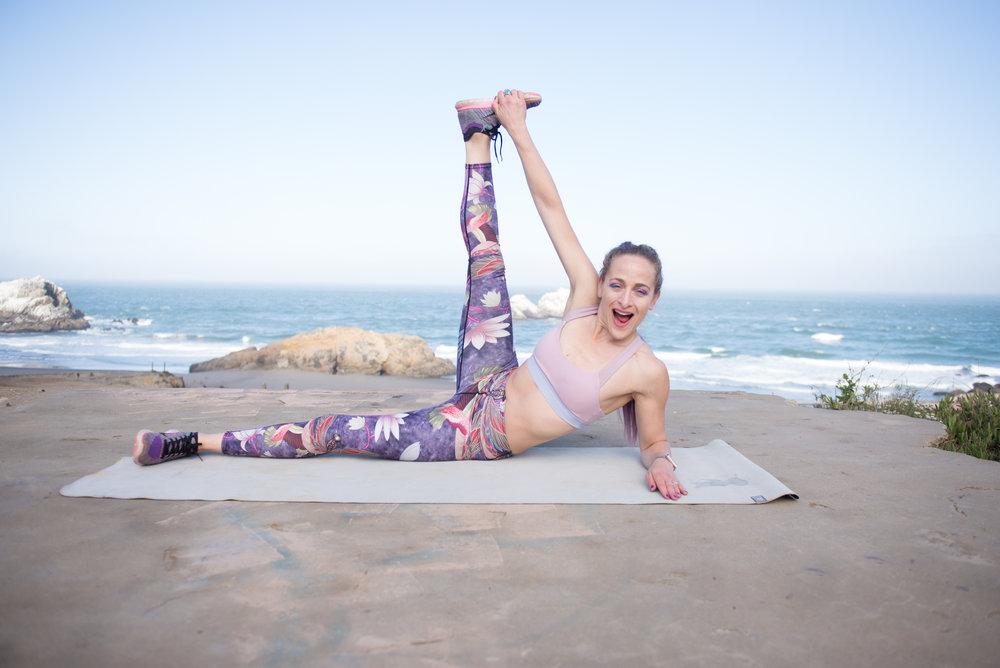 Jessi FIT Pilates Pilates Challenge YouTube