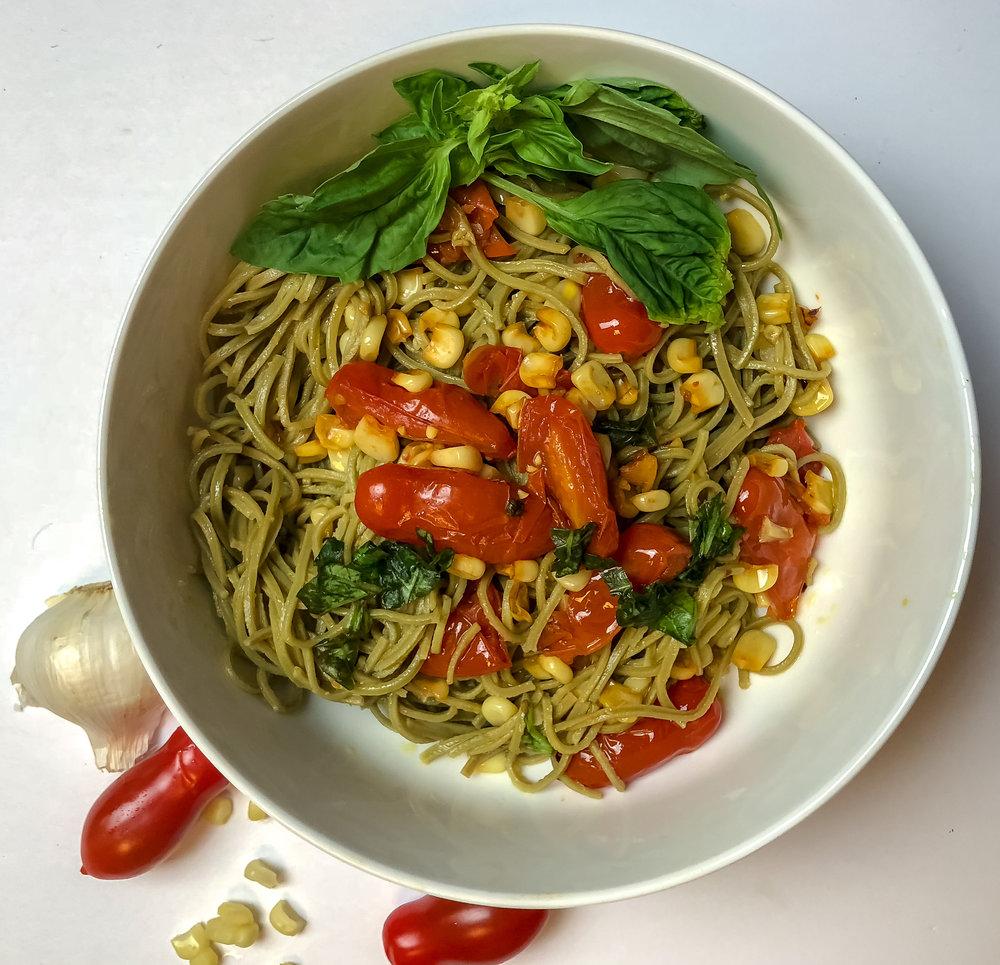 jessi fit pilates edamame vegetarian protein pasta explore cuisine