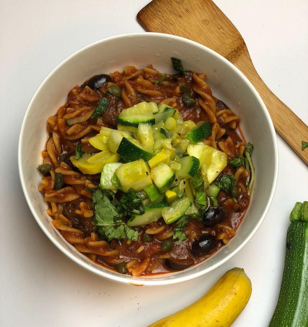 jessi fit pilates protein pasta explore cuisine