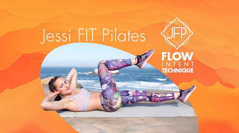 jessi fit pilates flow intent technique