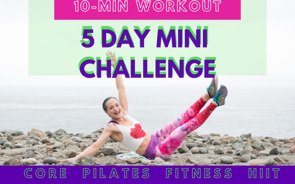 #5DayFitChallemge Jessi FIT Pilates
