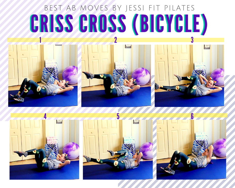 criss cross ab exercise essi fit pilates best ab moves
