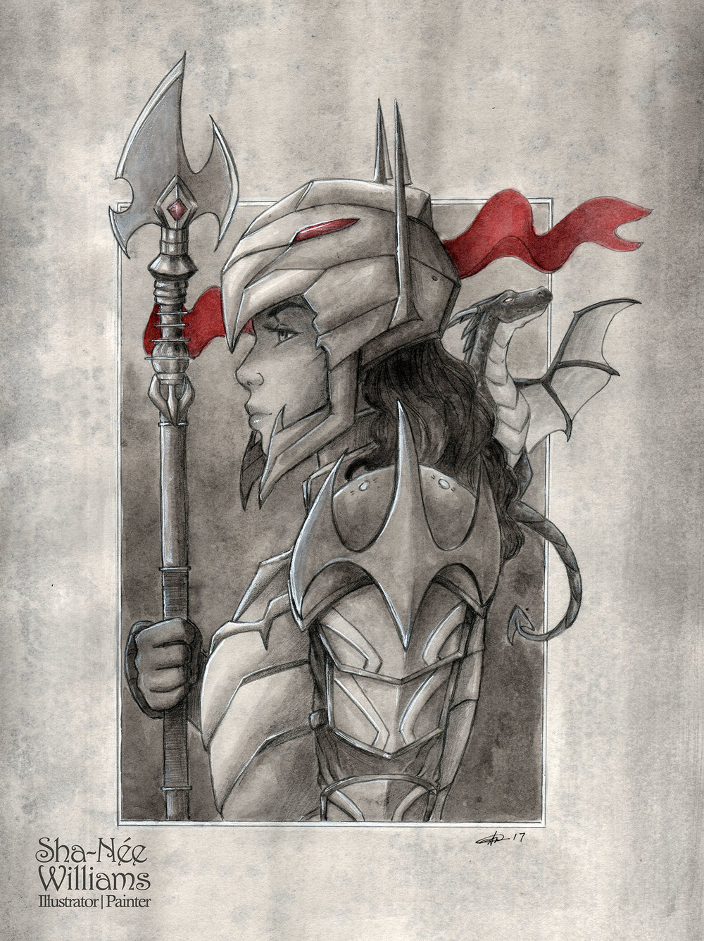 Dragoon (Dragon Knight)