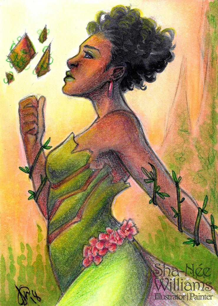 Earth Priestess