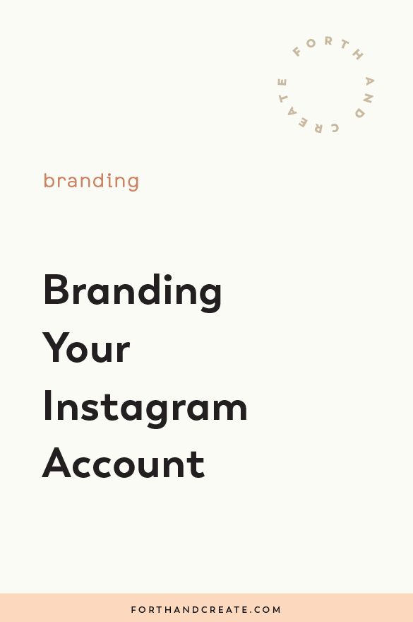 Learn how to brand your instagram account for success! Create a beautiful cohesive Instagram feed that attracts followers and looks beautiful. #instagram #instagramtips #instagrambranding #instagramfeed #brandingtips #branding