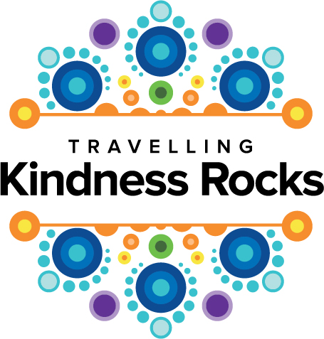 Travelling Kindness Rocks