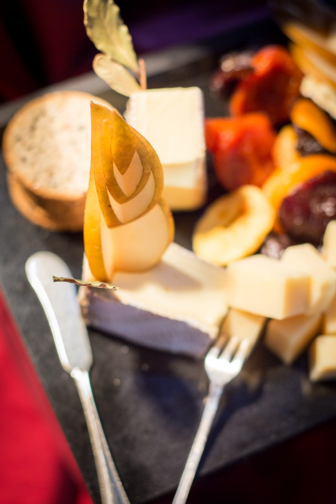 Cheese Platter the Santa Barbara club Felici Events