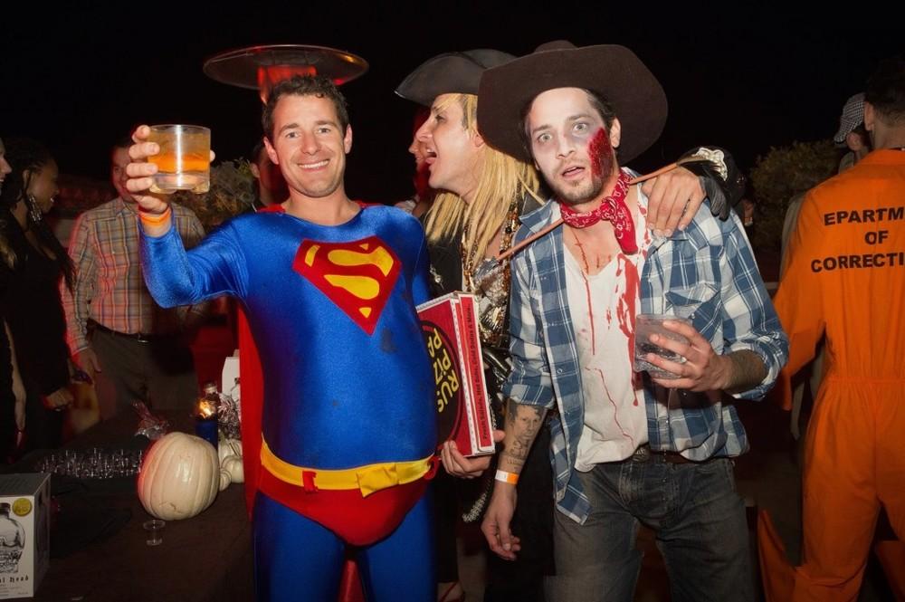 Felici Events Halloween Voodoo 2013 Costume