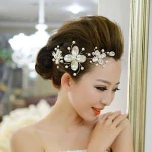 Hair Flower Jewels