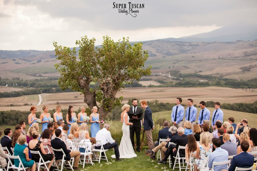 Felici Events and Weddings by Super tuscan Wedding Planners