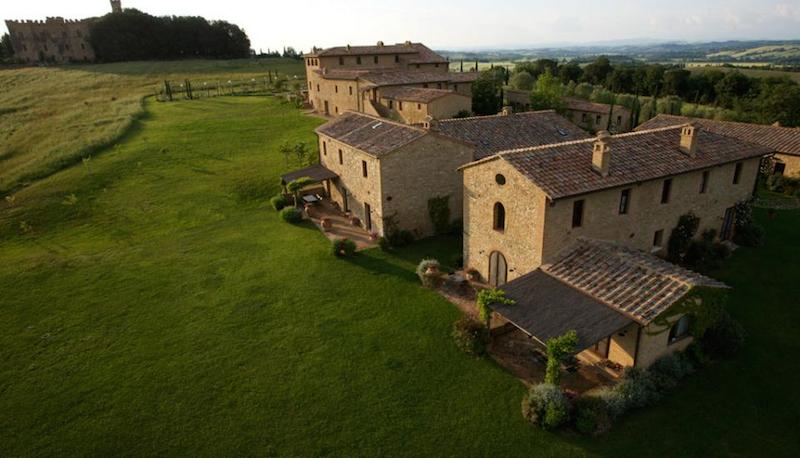 Tuscany Wedding Location Felici Events and Super Tuscan Wedding Planners