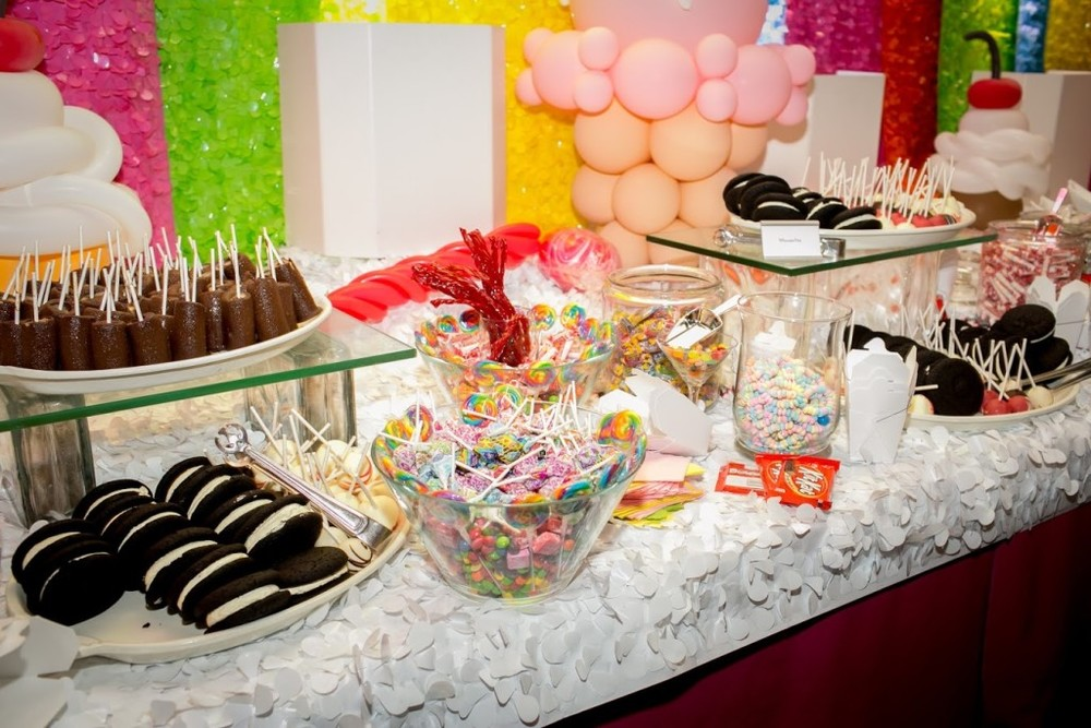 Candy Bar for Kids Party Candy Theme Felici Events