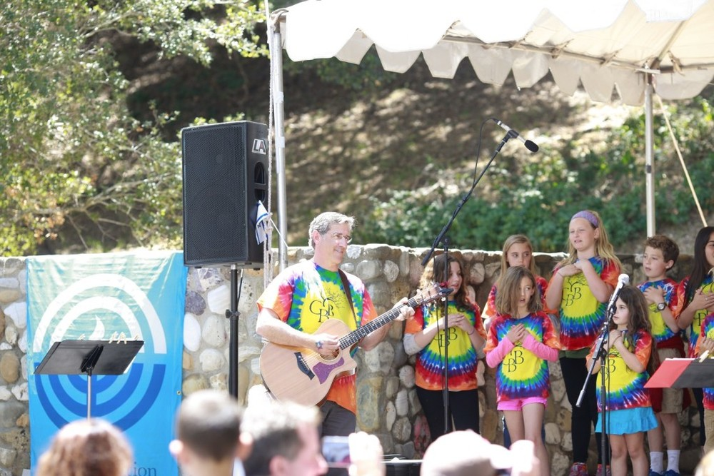 Santa Barbara Jewish Festival Singing Felici Events