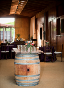 Barn decor event